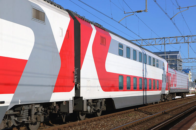 Расписание двухэтажных поездов РЖД 2020 года