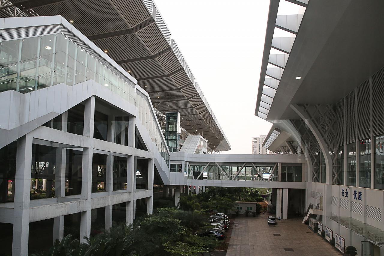 Железнодорожный вокзал Haikou East