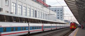 Железнодорожный вокзал Нижний Новгород-Московский
