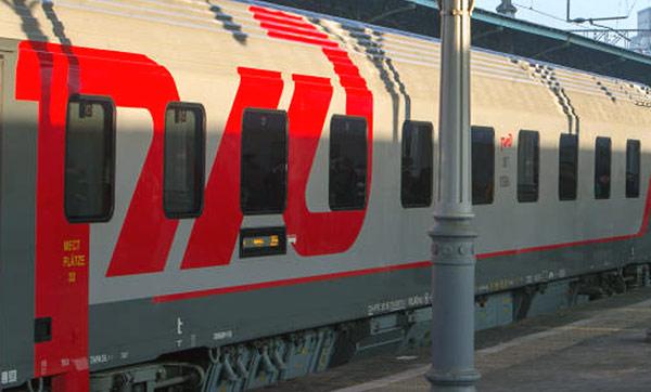 Вагон поезда Москва-Париж и Москва-Ницца