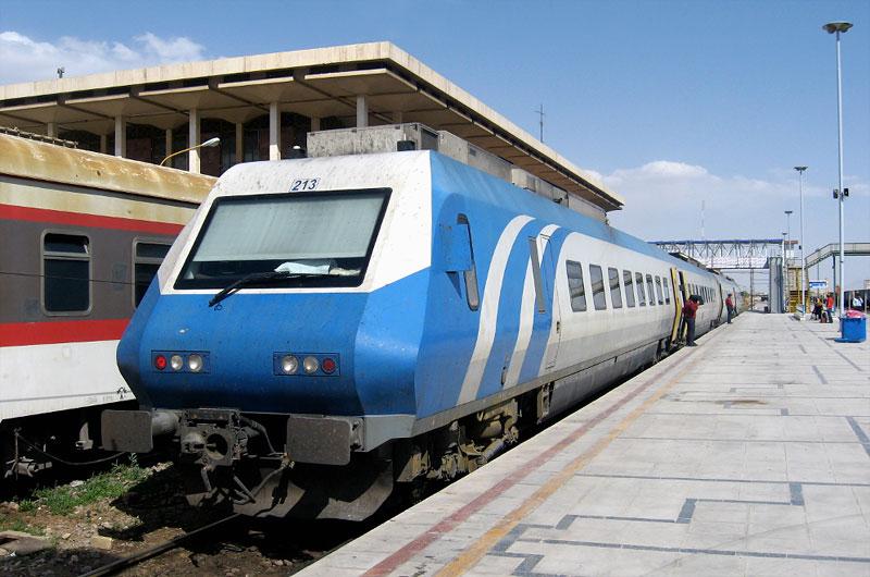 Высокоскоростной поезд Pardis